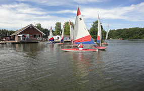 Hawley Lake Sailing Centre