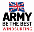 Army Be The Best Windsurfing